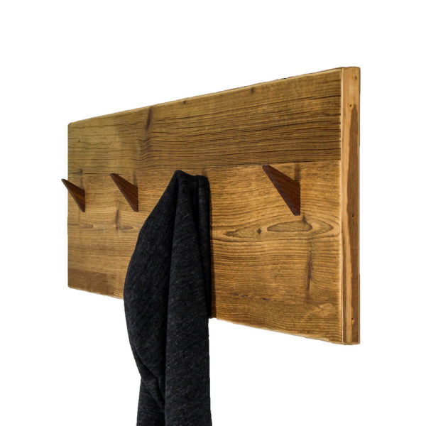 garderobe altholz wandgarderobe garderobenleiste designermöbel
