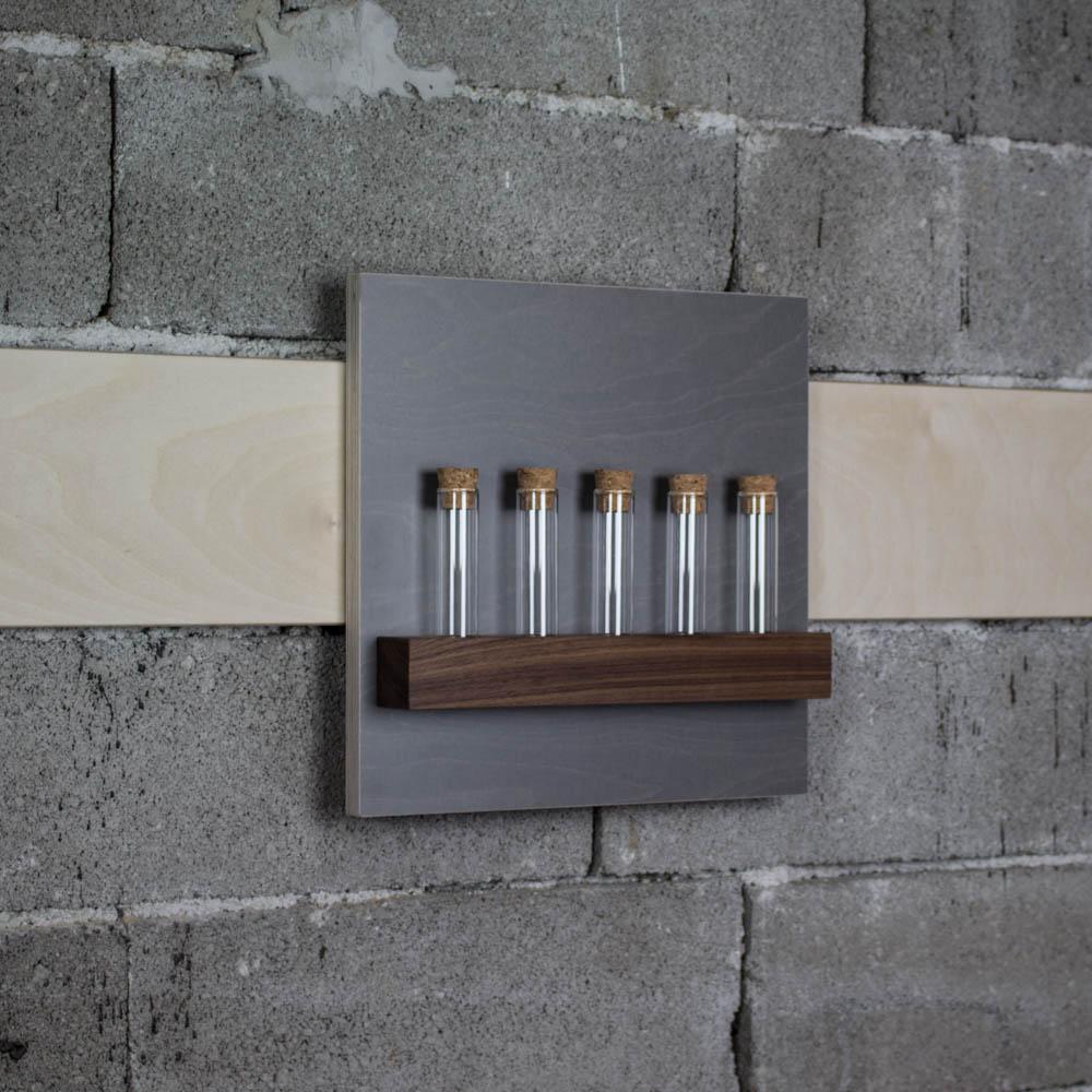 slyit board reagenzglas kork